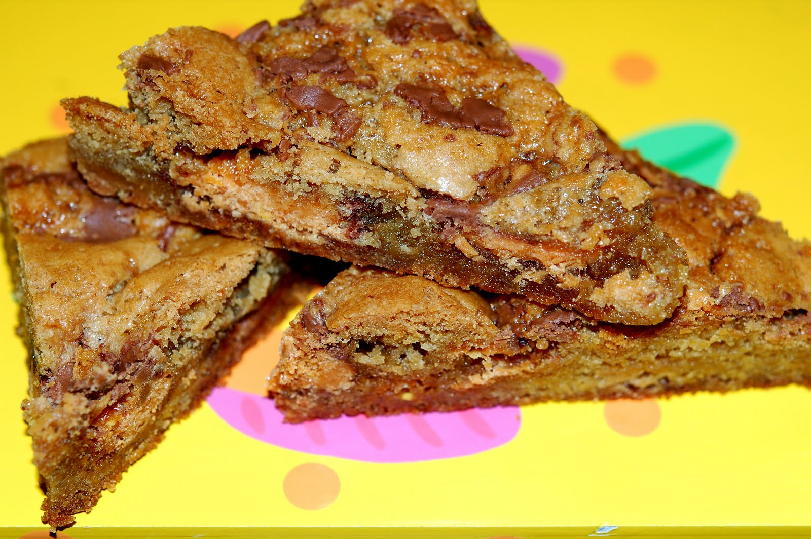 Butterfinger Bars Hugs And Cookies Xoxo