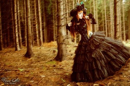 Fine Fettle Fashion Photography Fairy Tale Shoot