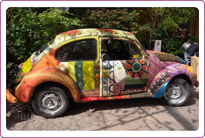 thevintagelaundry: Punch Buggy!!