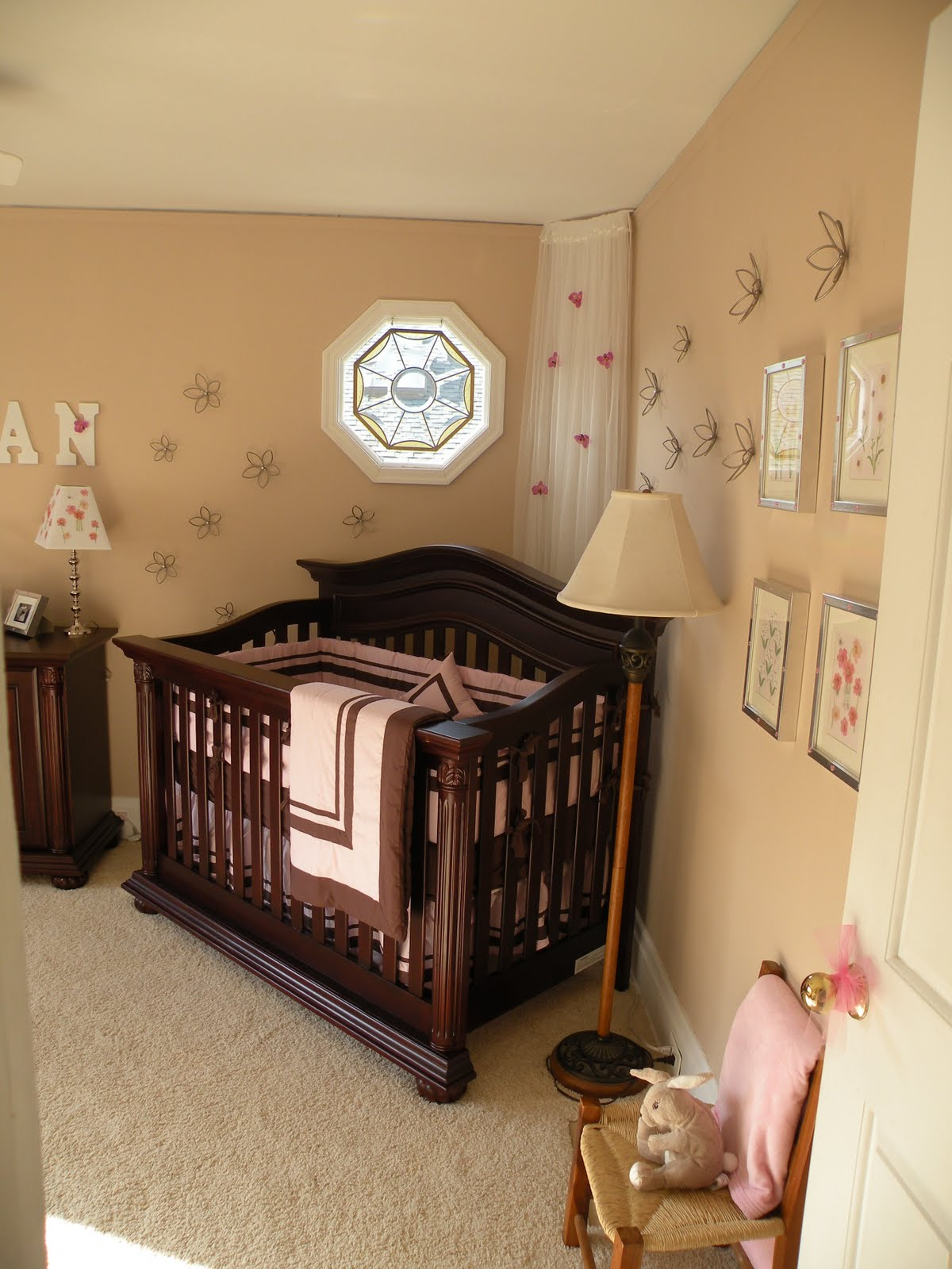 Nursery Room: It Only Takes One Time...Not!: The NURSERY PHOTOS And Her