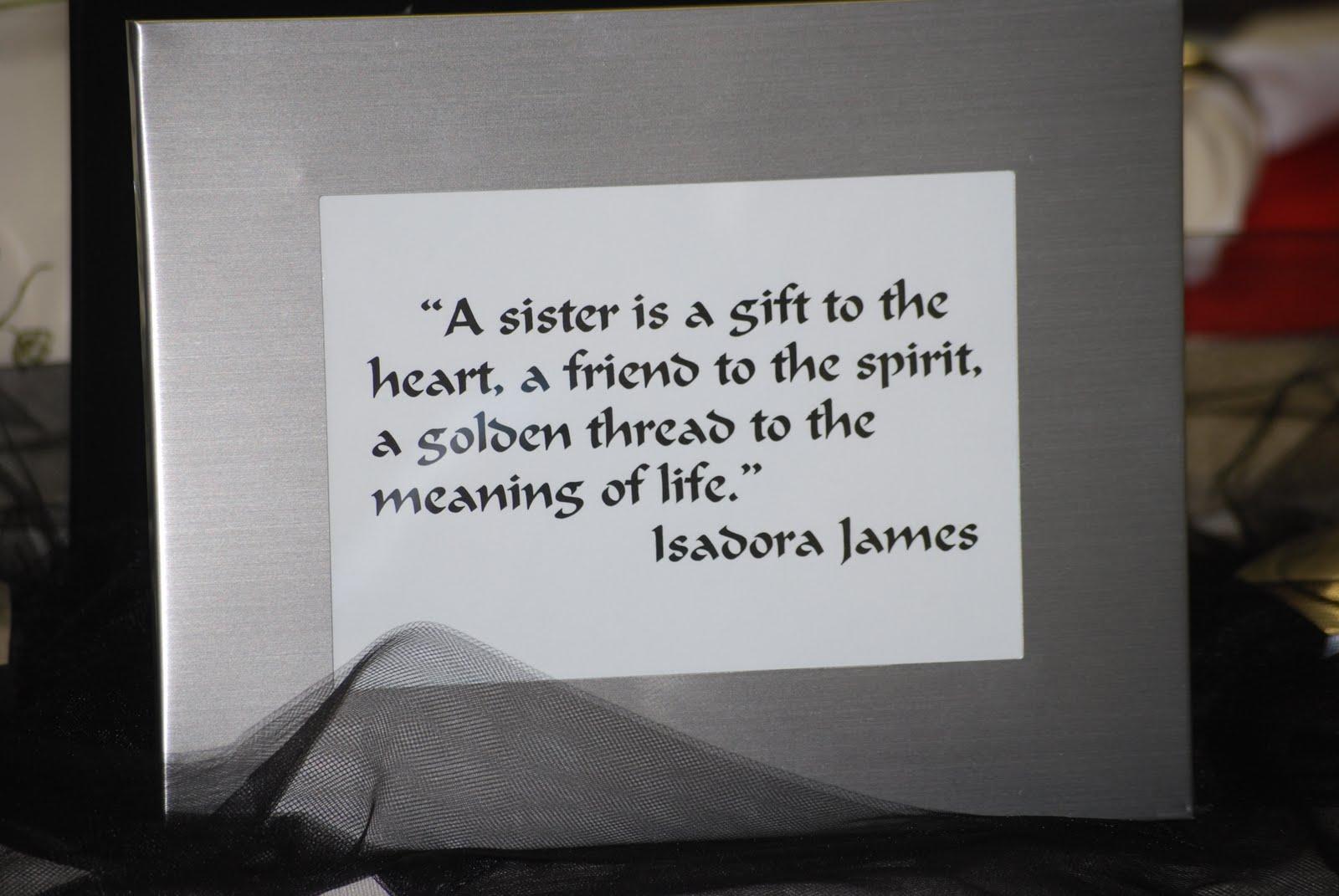 Sister Bonding Moments Quotes: Shine Like Stars: Durant Ladies' Day Tea