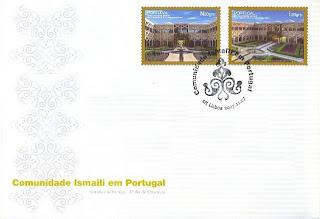 Stamp Friends Around the Word: November 2007