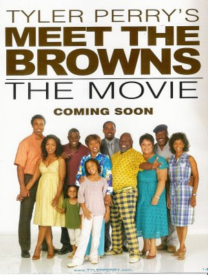 tyler perry new movie meet the browns