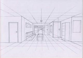 Rumah Dan Gedung Belajar Menggambar