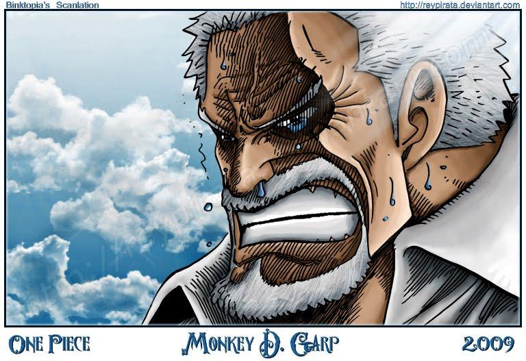 Devil Bat's: Monkey D. Garp 'One Piece'