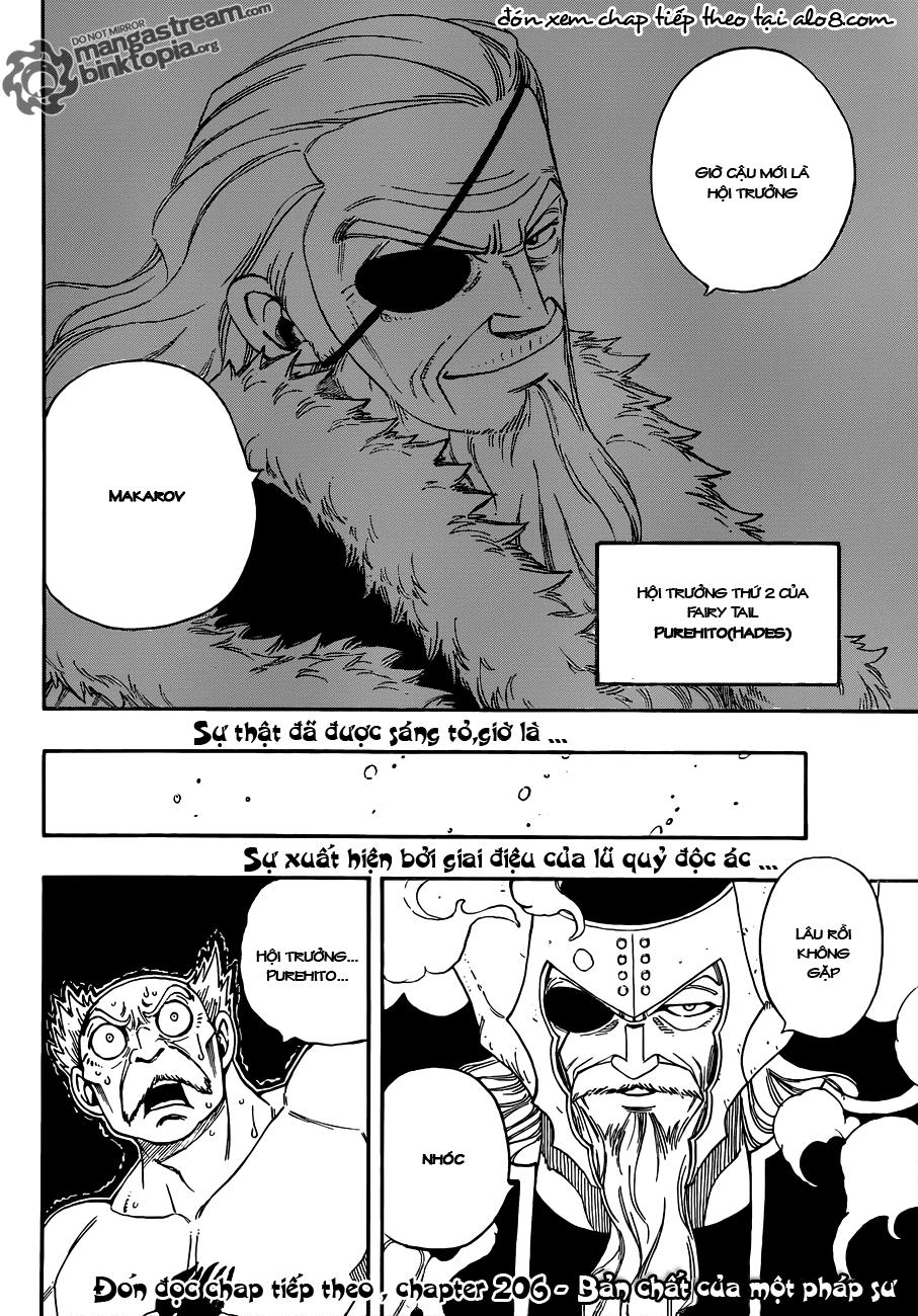 Fairy Tail chap 215 trang 18