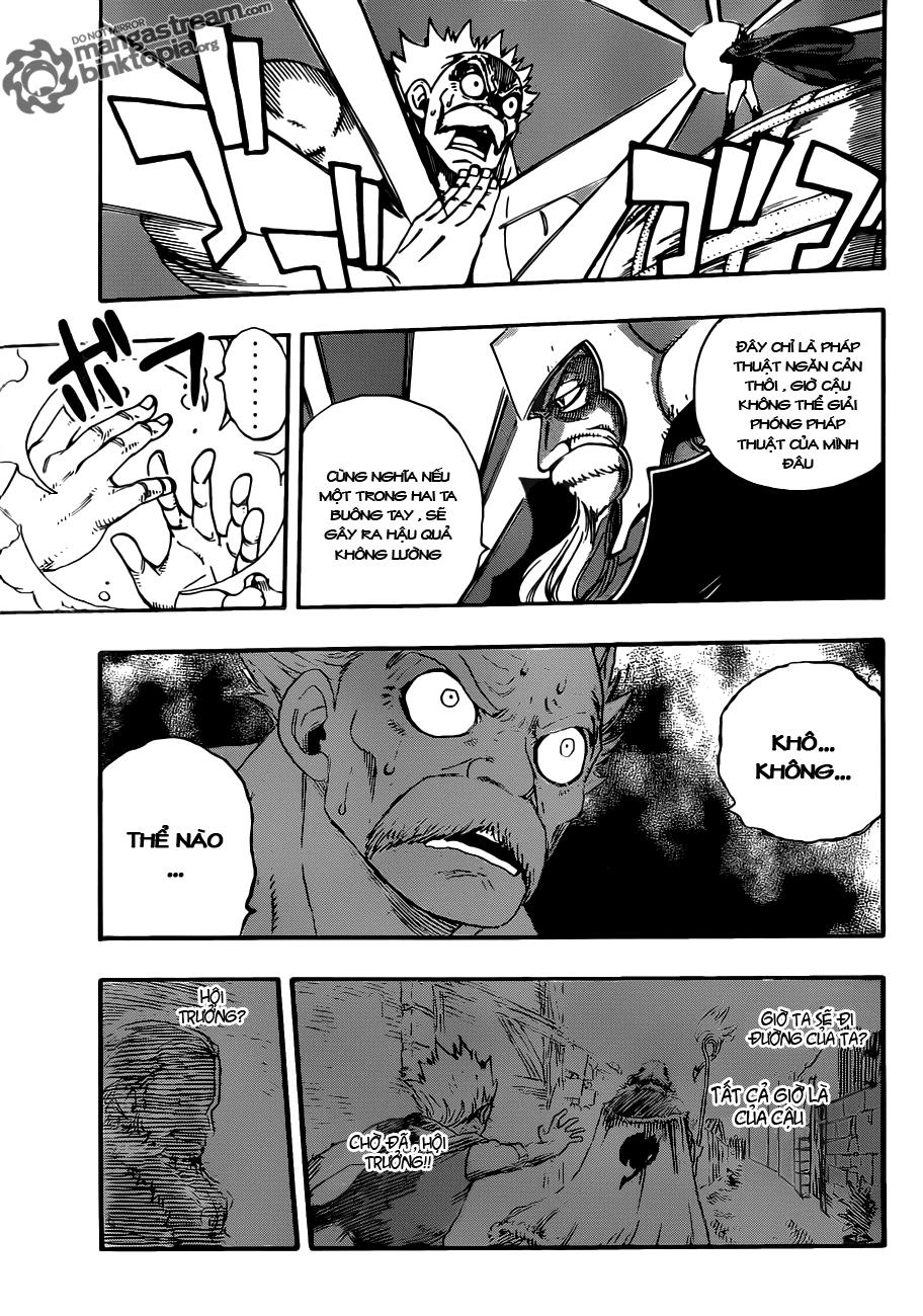 Fairy Tail chap 215 trang 17