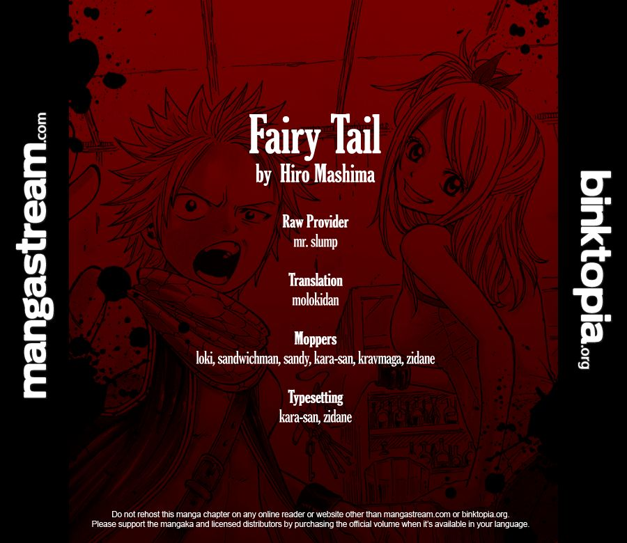 Fairy Tail chap 215 trang 19