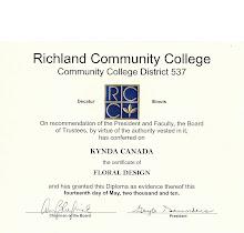 Floral Design Certificate