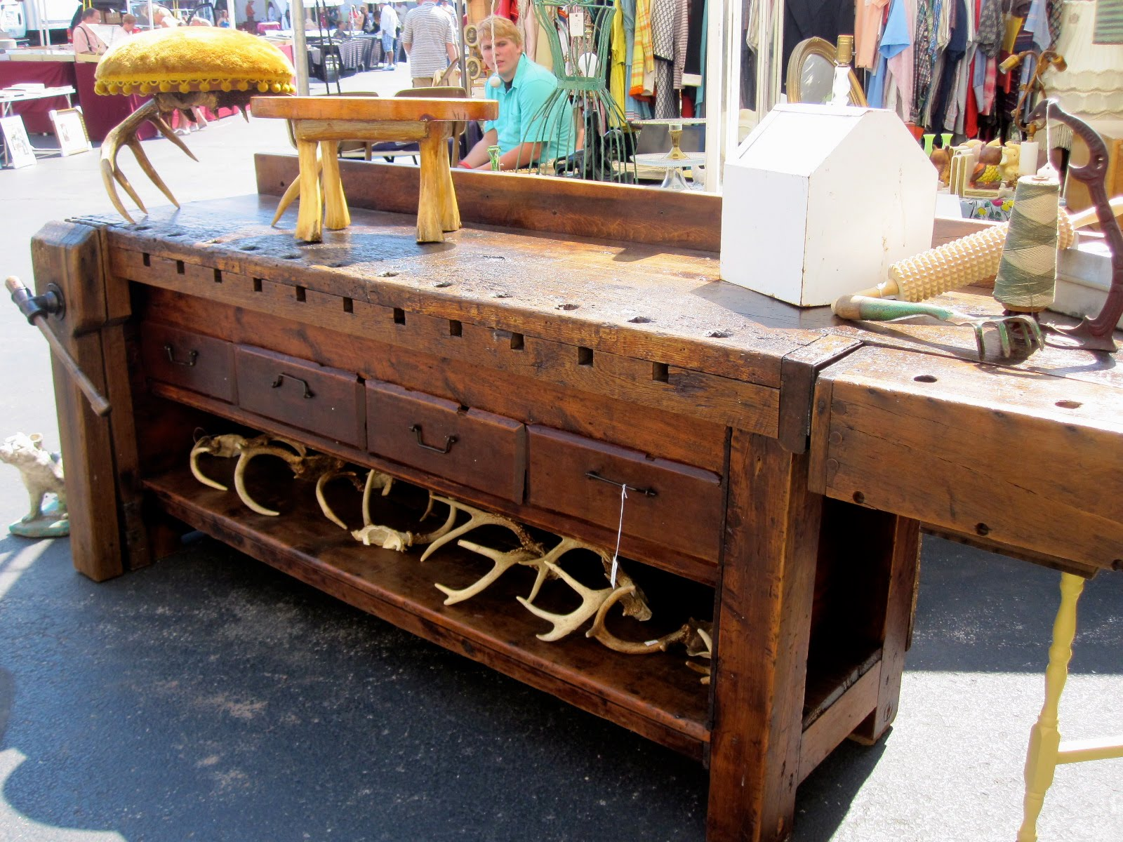 Antique Kitchen Islands For Sale Drano Sink Live Creating Yourself Trinkets And Treasures From The