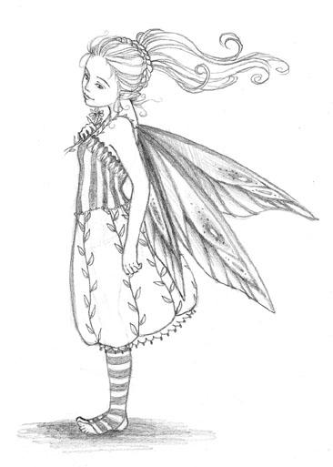 Blog of Sara (Butcher) Burrier :: Sara B Illustration: A