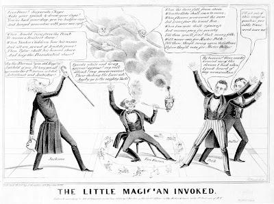 Elektratig: Was Andrew Jackson Consistent on Internal