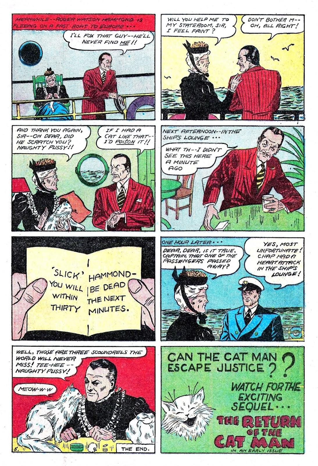 Amazing Man Comics issue 5 - Page 17