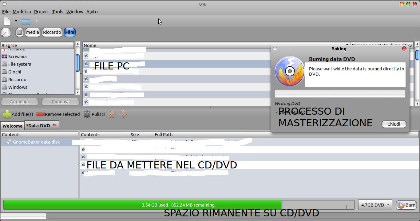 programma masterizzatore dvd dyrecty
