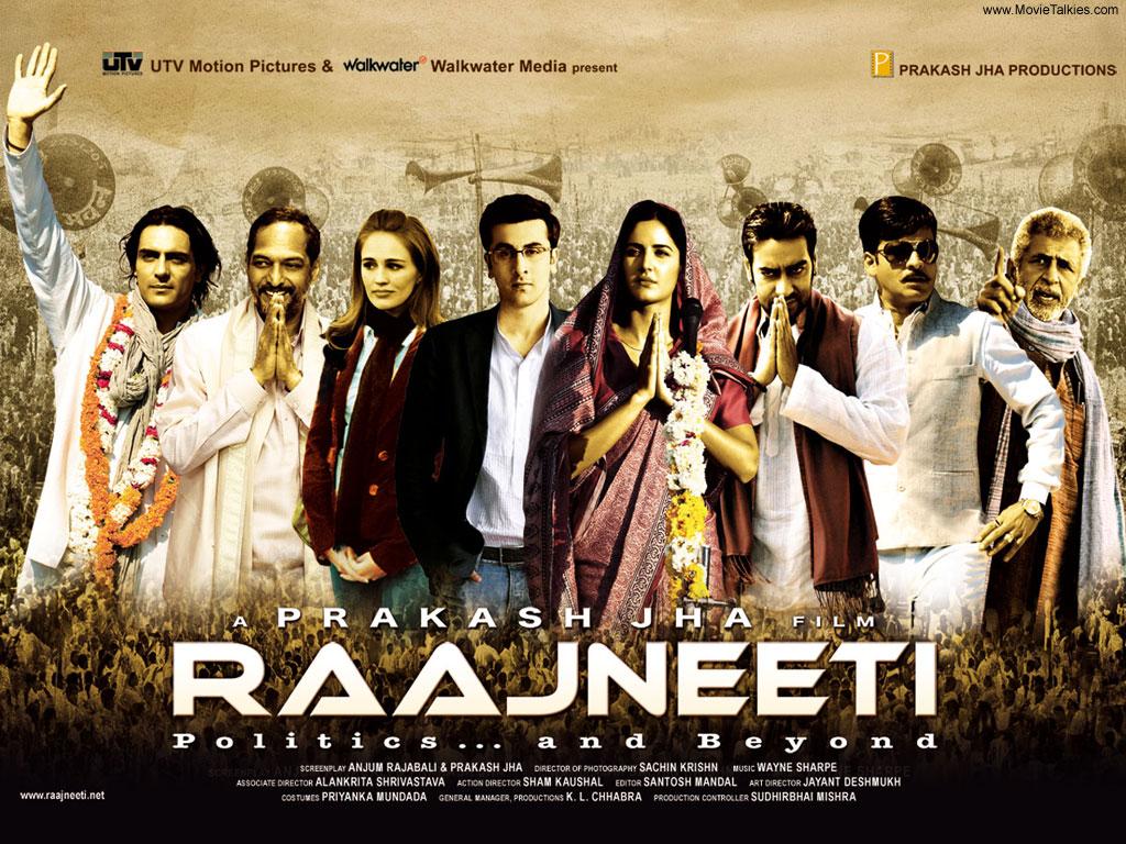 2010 Movie Posters: FILMS-ACTOR-ACTRESS::::: Raajneeti (2010