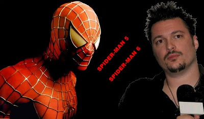 Spiderman 5 and Spiderman 6