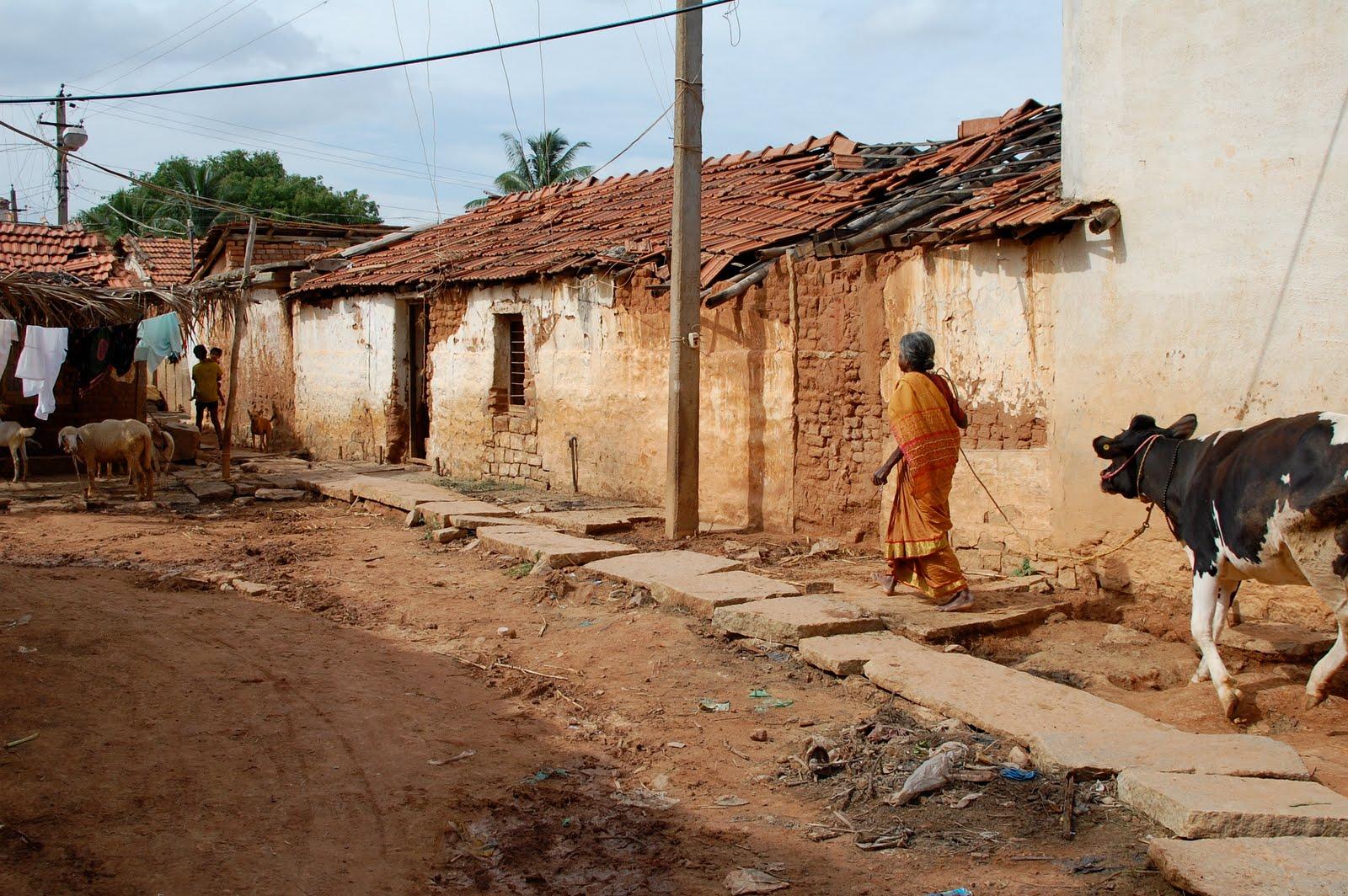 деревни в индии фото работала ленинградской