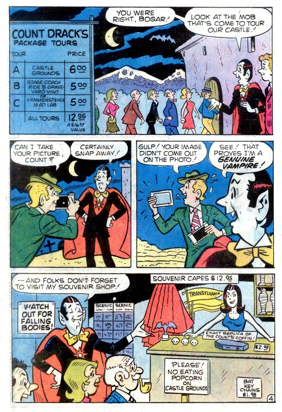 Read online Madhouse Comics comic -  Issue #110 - 32