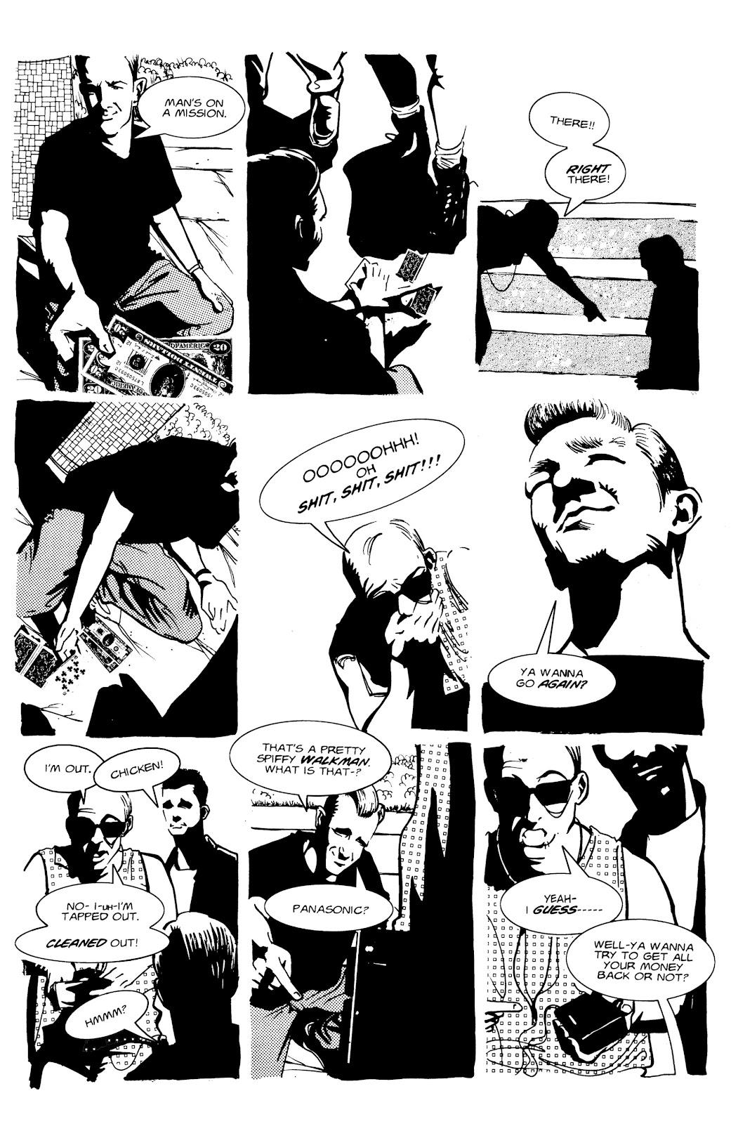 Read online Goldfish comic -  Issue # TPB (Part 1) - 34