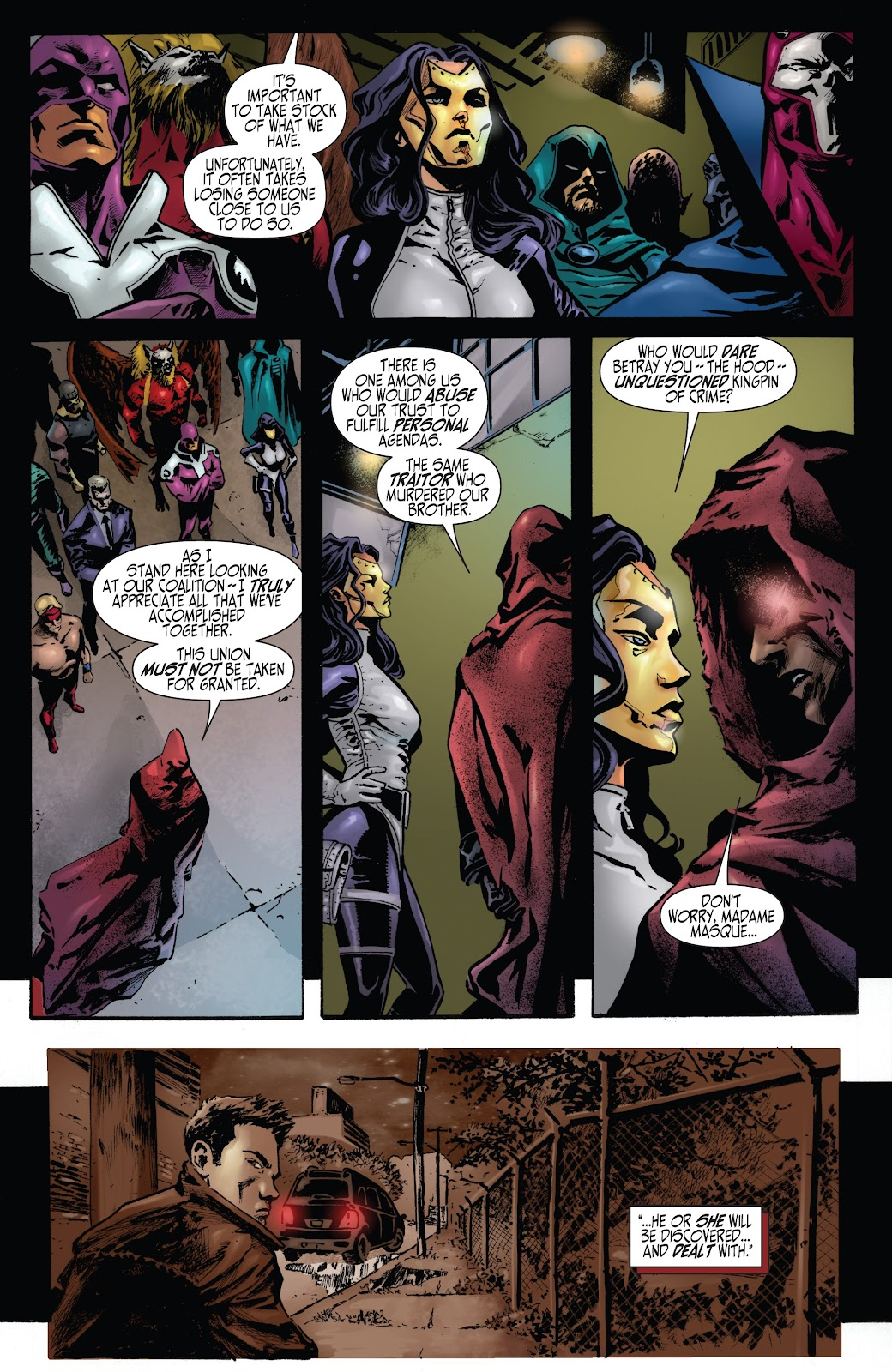 Read online Siege Prelude comic -  Issue # TPB (Part 1) - 93