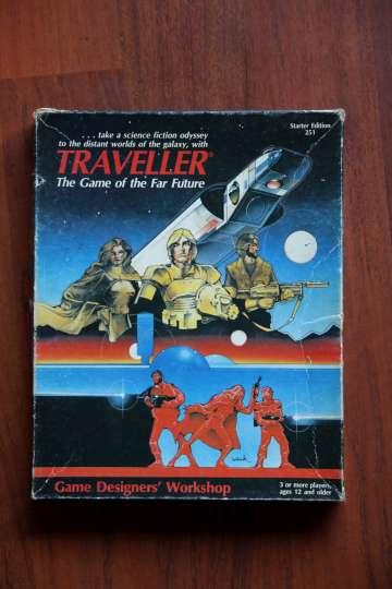 Traveller High Guard Review