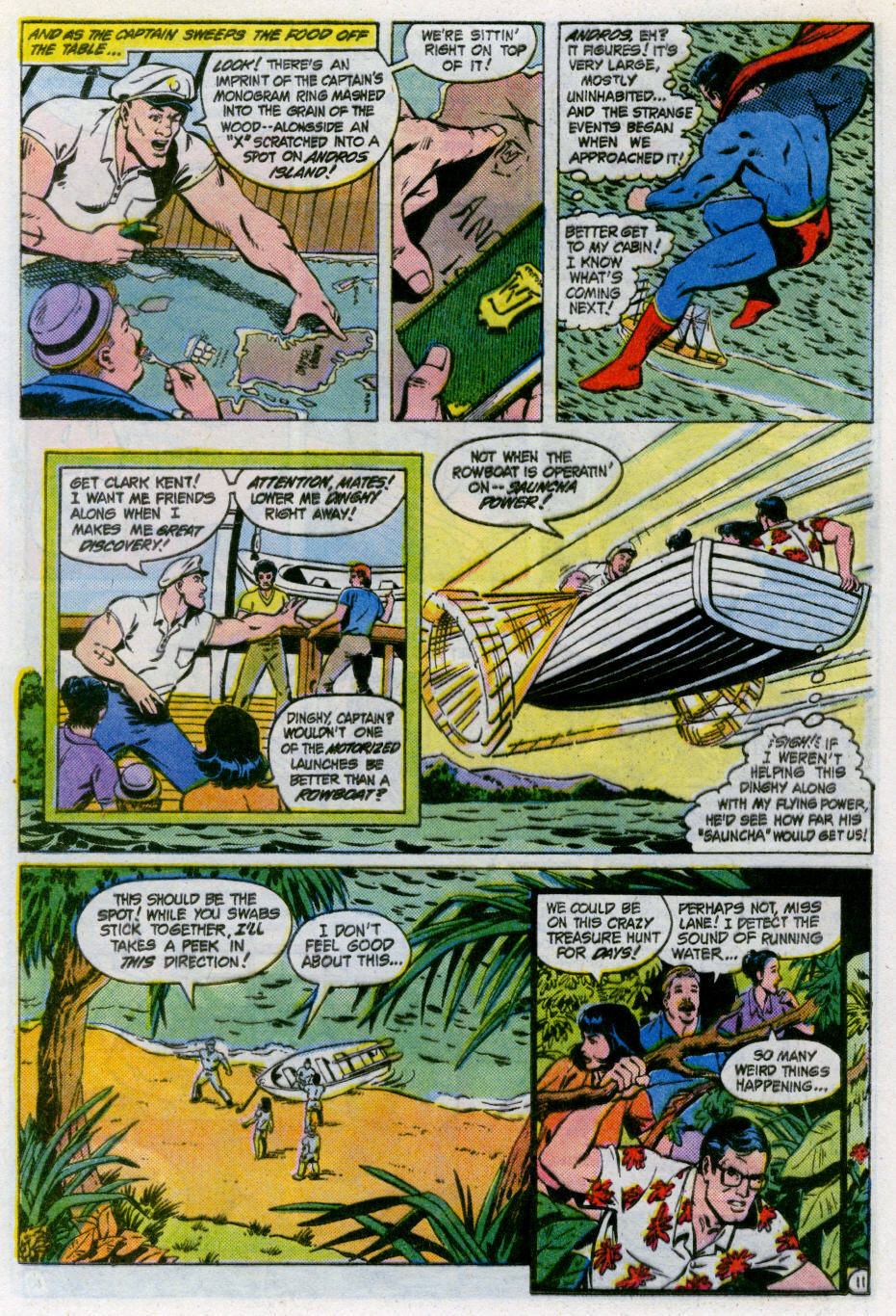 Read online Action Comics (1938) comic -  Issue #566 - 12