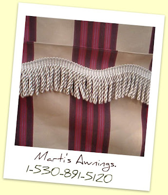 Marti S Vintage Trailer Awnings