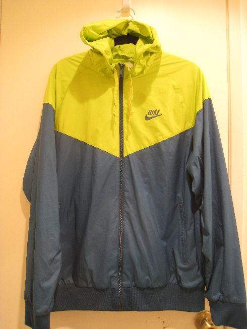 e068485521 Sick Pick Vintage  nike blue and yellow windbreakers
