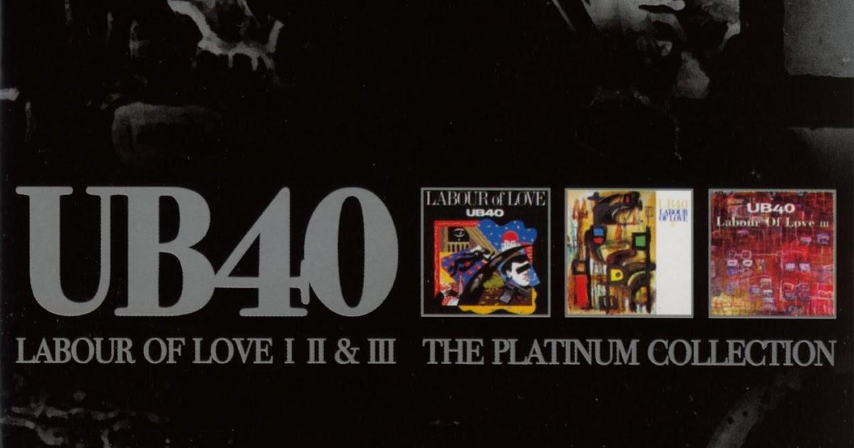 FullAlbums Archives U-V: UB40 - Labour Of Love I,II,III