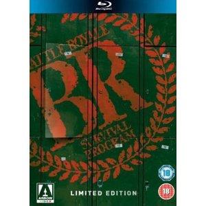 Battle Royale Blu ray