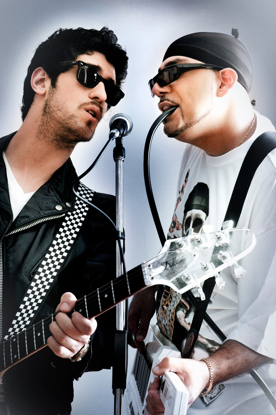 mousertime off the record chromeo interview with dave one and p thugg. Black Bedroom Furniture Sets. Home Design Ideas