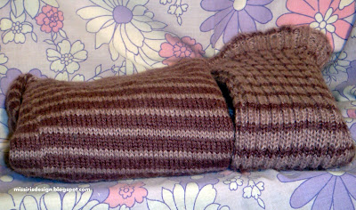 f6ba48fe3507 Buksen har jeg strikket i løpet av juleferien i England. Dsv