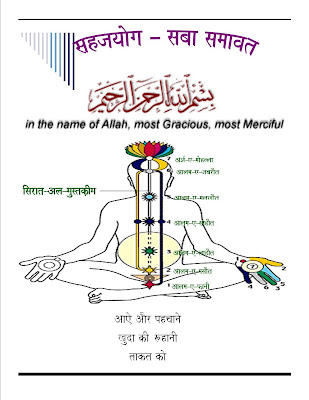 Sahaj A Z The Chakras In Islam