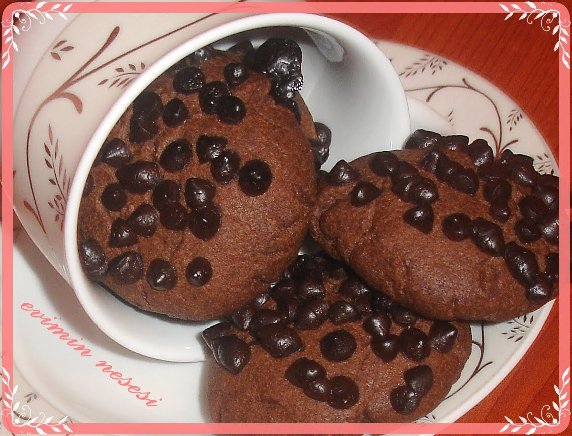 Kakaolu Çikolatalı Kek