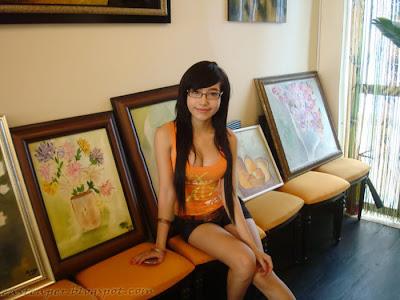 elly tran ha, most famous vietnamese model, most Vietnamese sexy girl