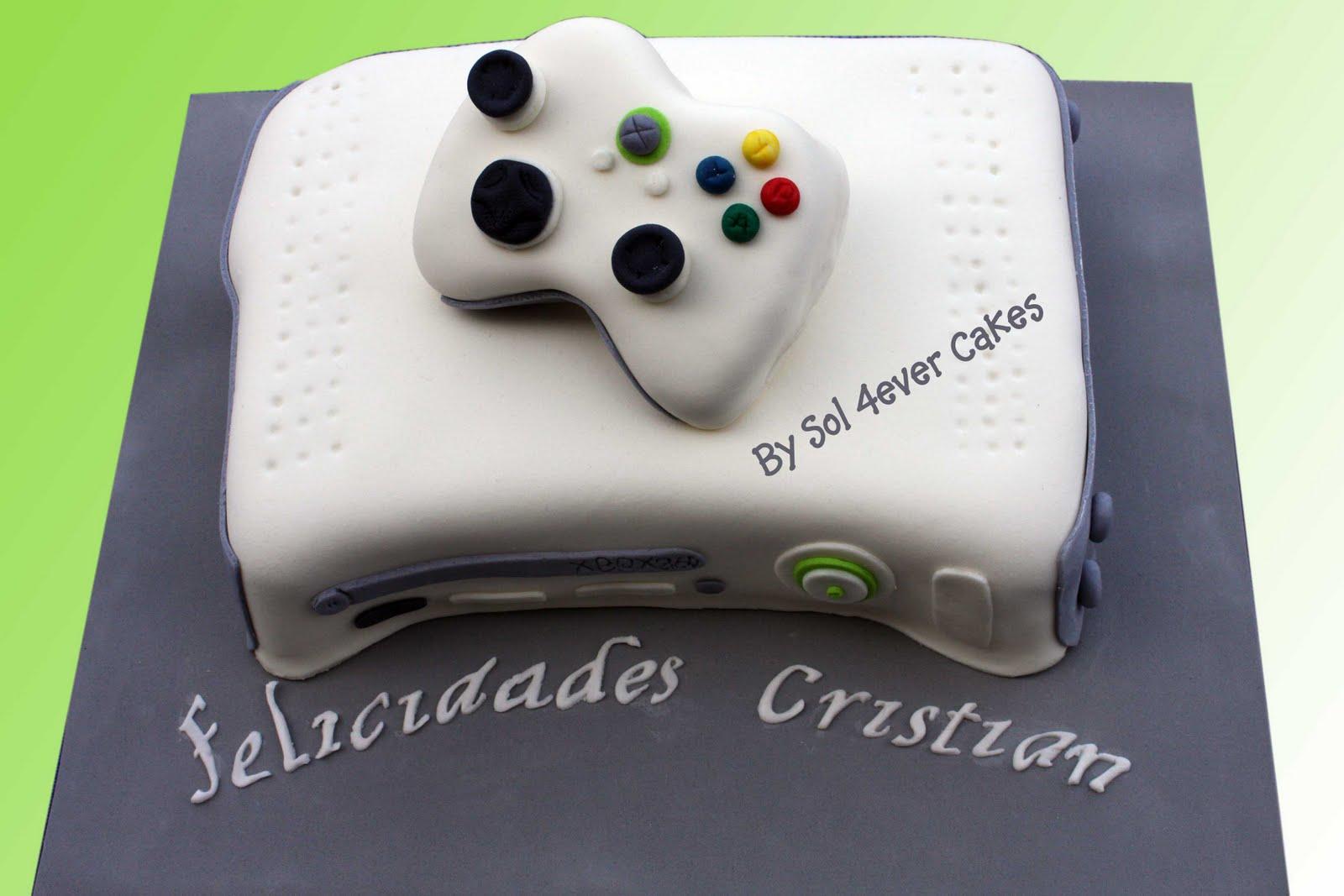 4ever Cakes Xbox 360