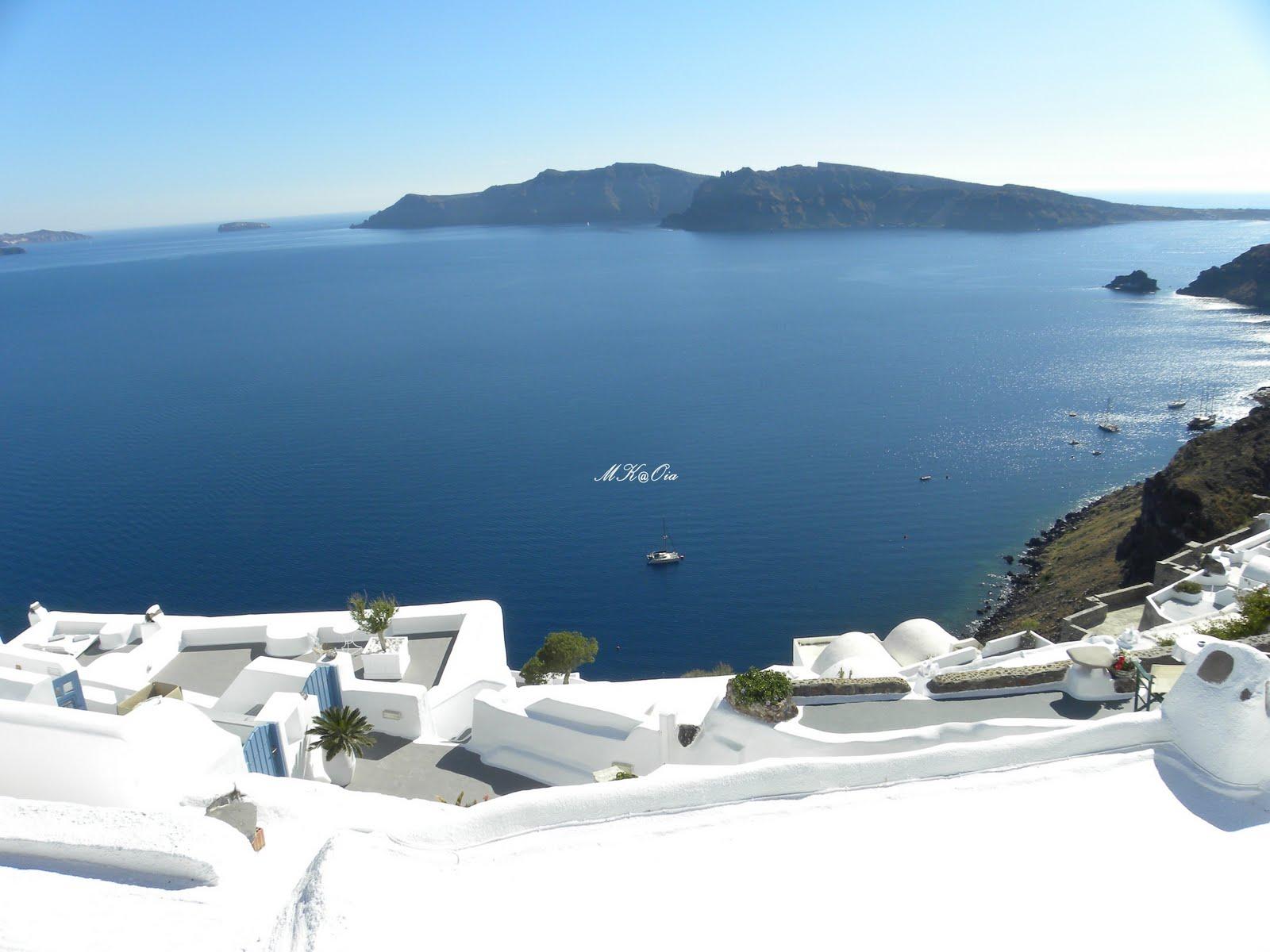 MK胡言亂語: 希臘自助旅行(八)_ 聖托里尼島_伊亞_Part-2 (Santorini_Oia_Part-2) (2010/05/04)