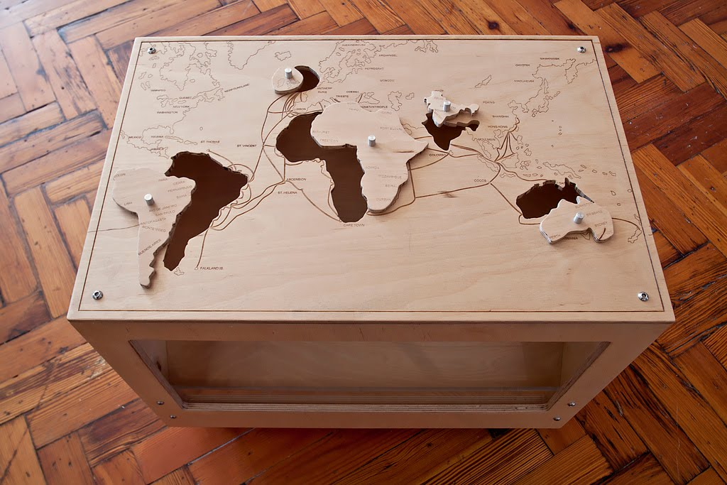 Laser Cut World Map.Tlc World Map Cut Out Jigsaw Interactive