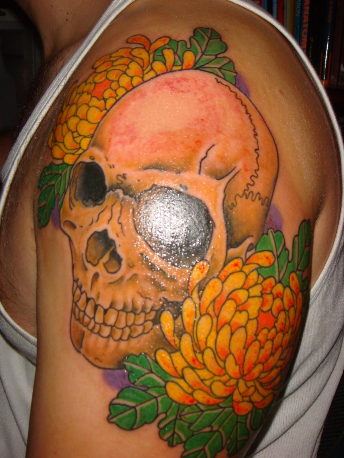 Paper Lantern Tattoo ............Trent Wyczawski
