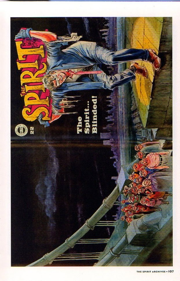 Read online Will Eisner's The Spirit Archives comic -  Issue # TPB 26 (Part 2) - 14