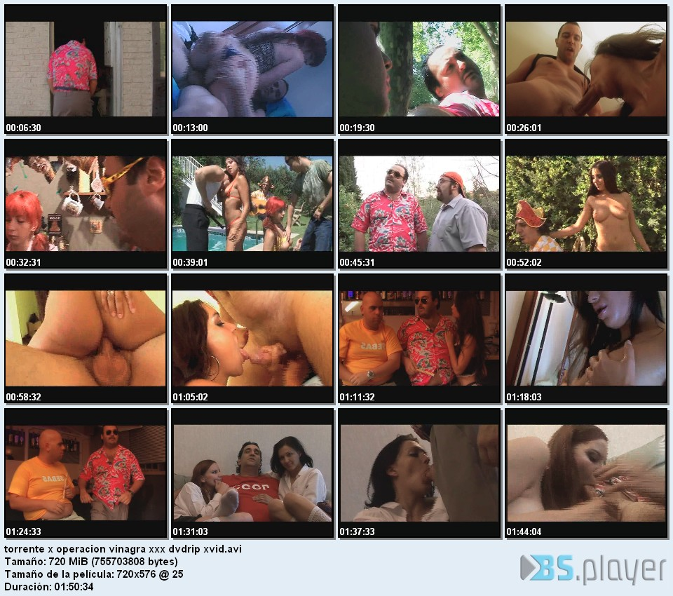 Torrente x operacion vinagra full movie 8