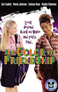 the color of friendship is apparently a rainbow
