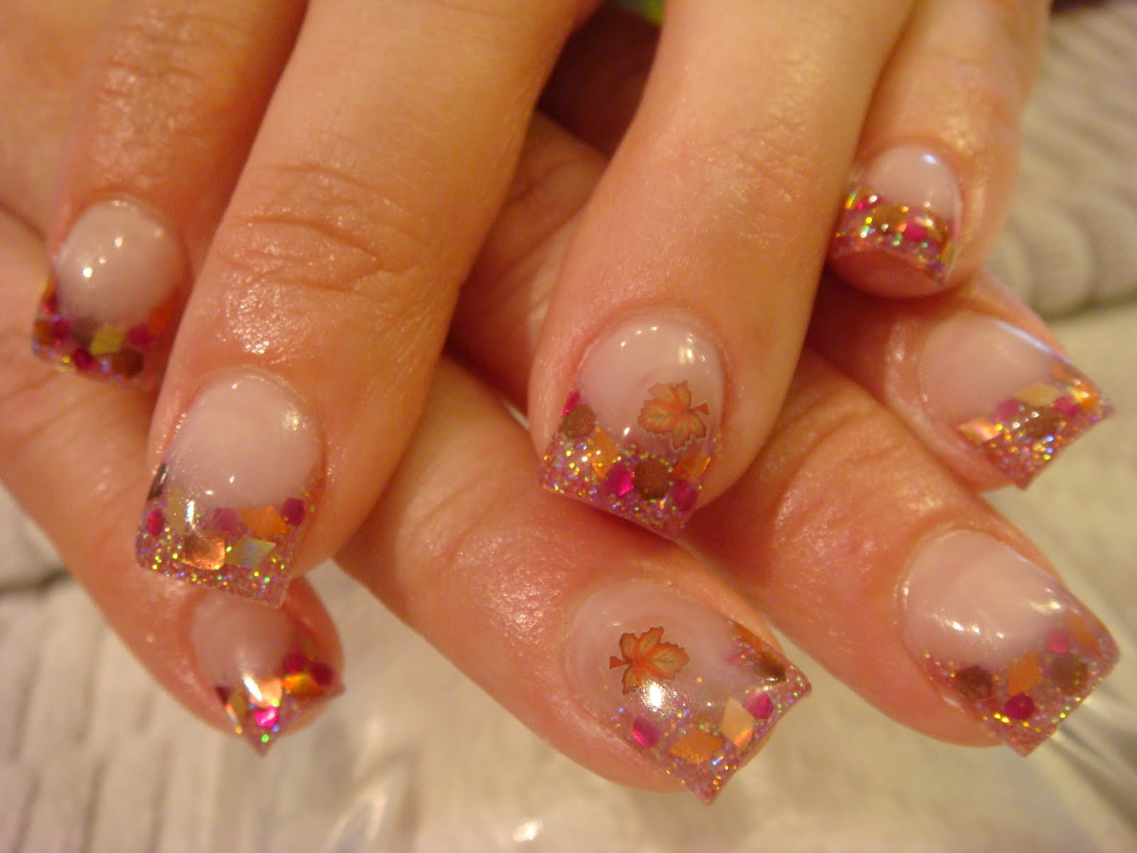 HALLOWEEN nails acrylic & MORE! | Nails Acrylic