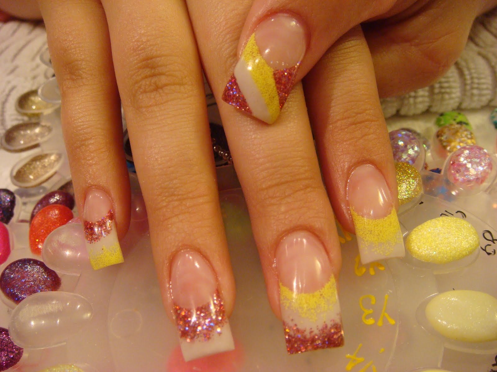 DSC07696 Nail Designs Short Nails To Do At Home on