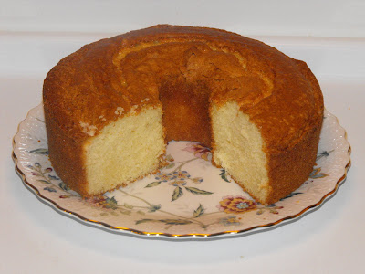 Duncan Hines Butter Pound Cake
