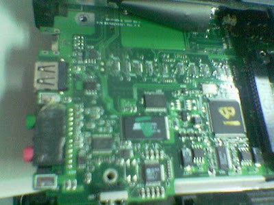 Computing Tips and Tricks: IBM ThinkPad R40 Supervisor Password Recovery
