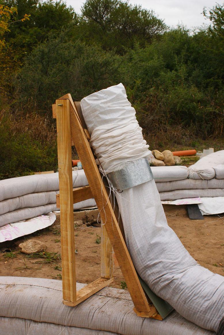 Como Construir En Superadobe Paso A Paso