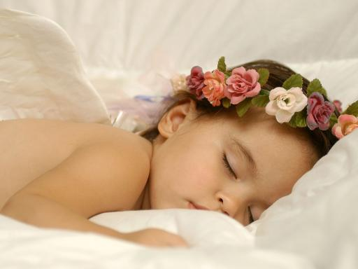 Cute Babies Sleeping Images