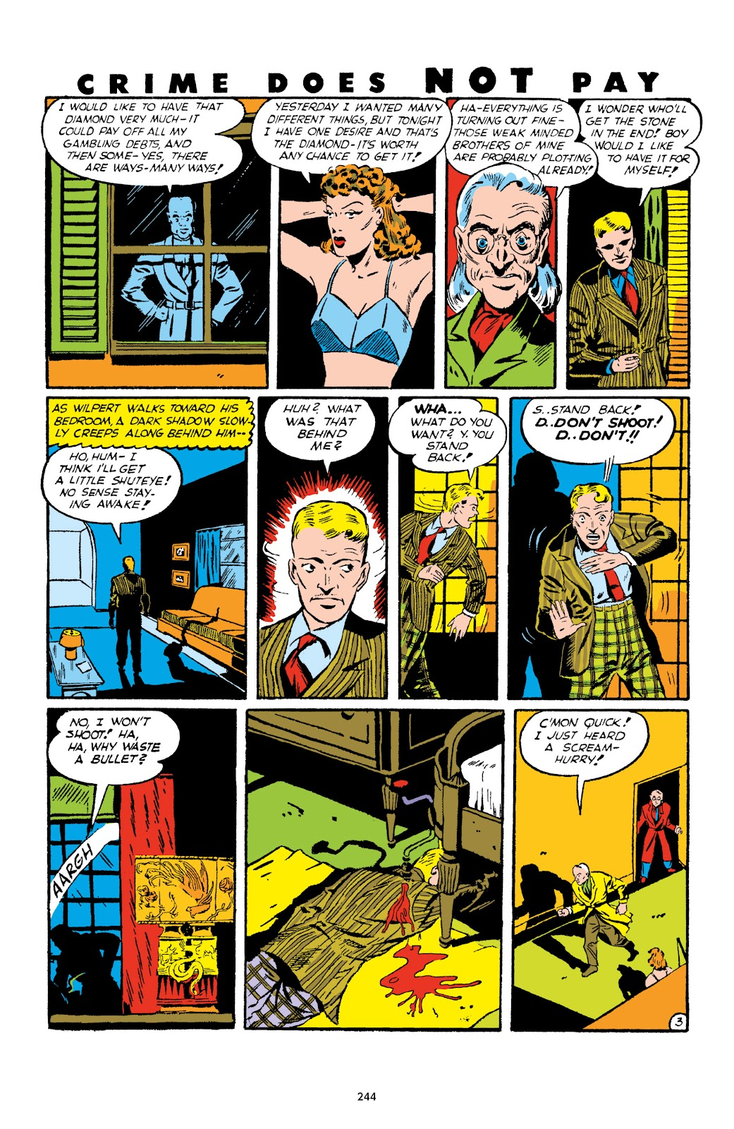 Read online Crime Does Not Pay Archives comic -  Issue # TPB 1 (Part 3) - 47