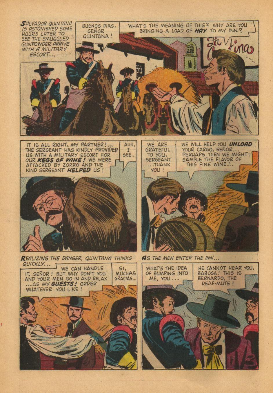 Zorro (1966) issue 2 - Page 14